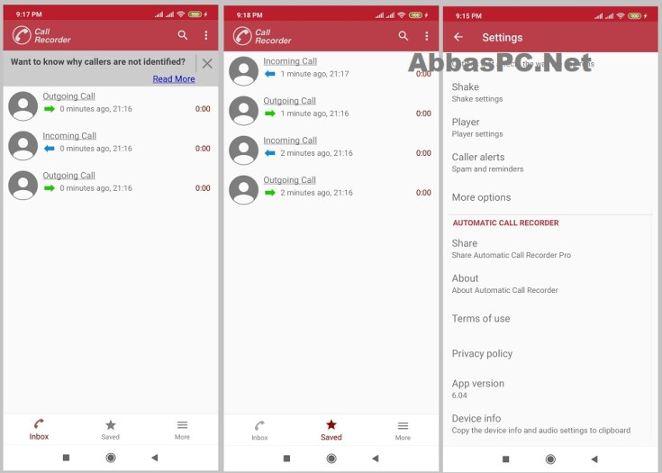 Automatic Call Recorder Pro APK MOD for Android
