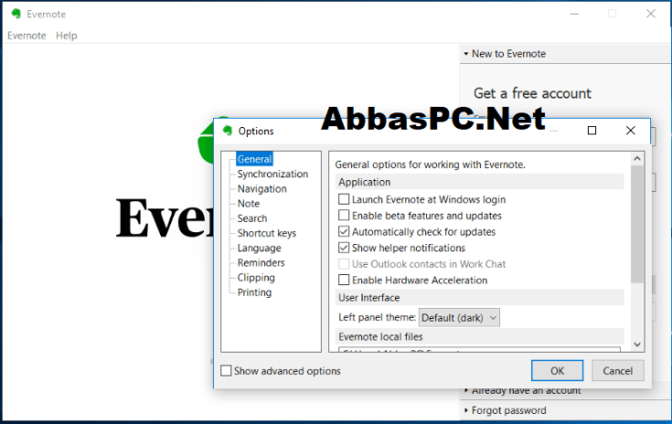 Evernote for Windows Free Download