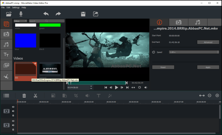 MovieMator Video Editor Pro Serial Key Download