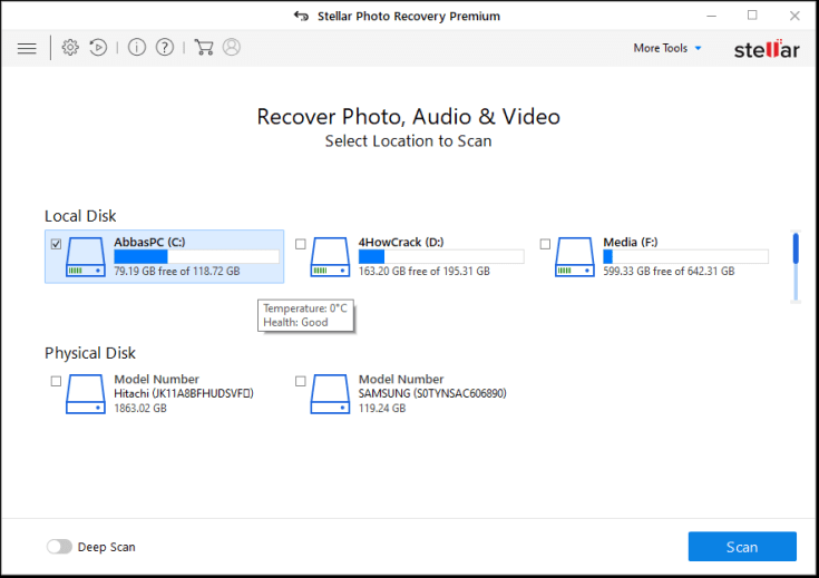 Stellar Photo Recovery Premium Activation Key