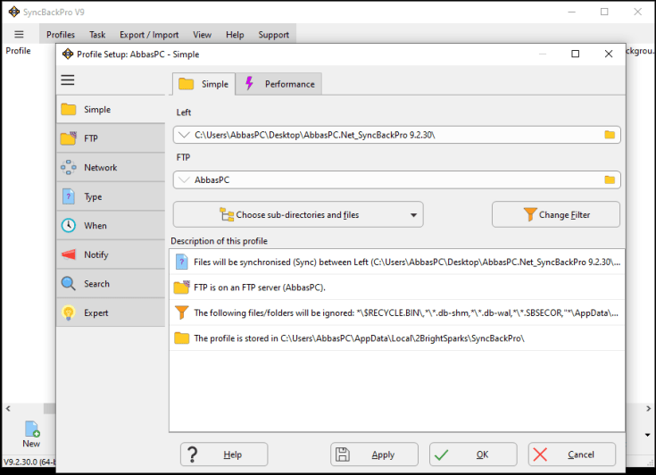 SyncBackPro Serial Key Download