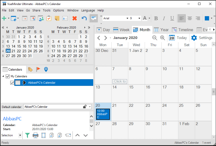 VueMinder Ultimate Serial Key Download