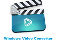 Windows Video Converter Crack