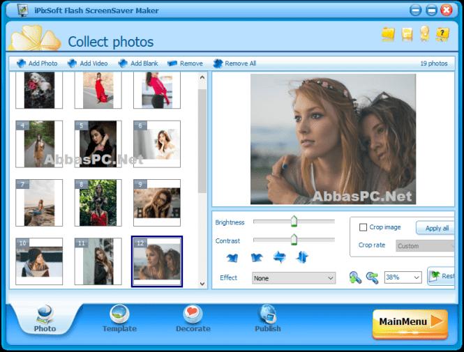 iPixSoft Flash ScreenSaver Maker Serial Key