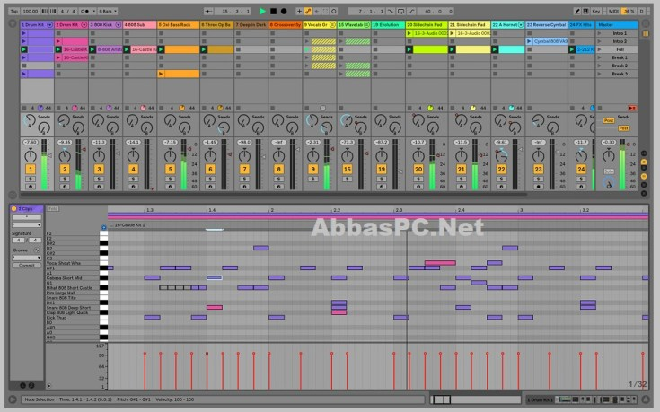 Ableton Live Suite License Key Free Download