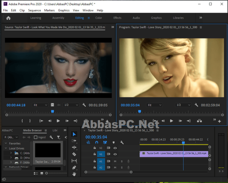 Adobe Premiere Pro CC Full Version Download