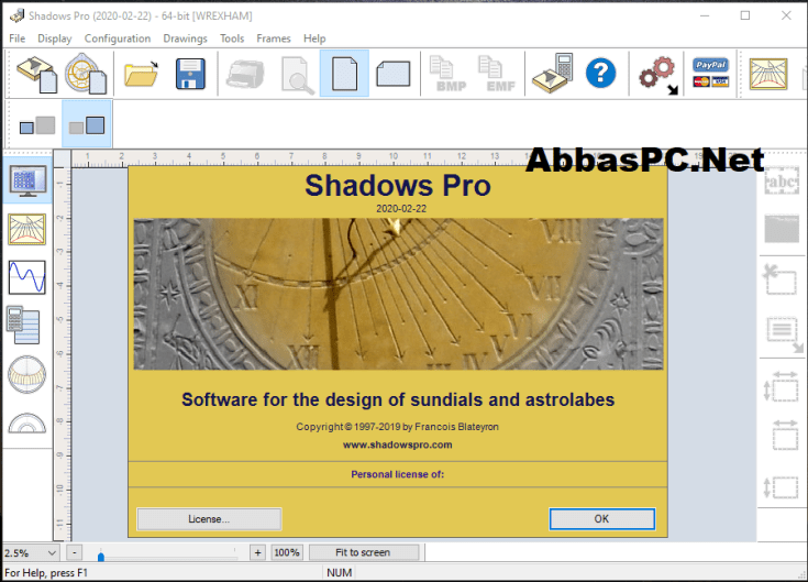 Shadows Pro License Key