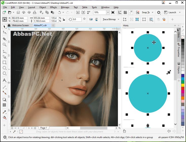 CorelDRAW Graphics Suite Serial Number