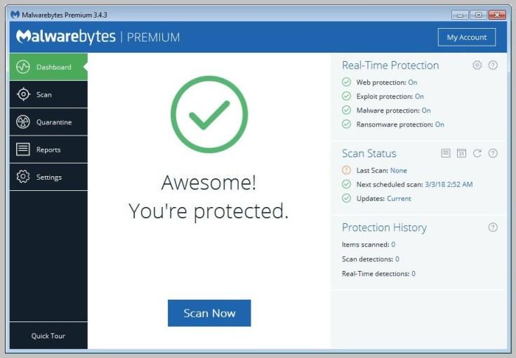 Malwarebytes Premium License Key Free Download