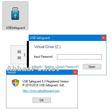 USB Safeguard License Key