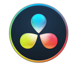 Blackmagic Design DaVinci Resolve Studio Crack logo