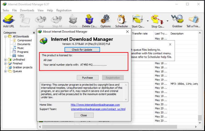 IDM Crack Key Patch Free Download from abbaspc