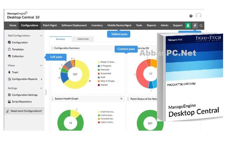 ManageEngine Desktop Central Enterprise Free Download