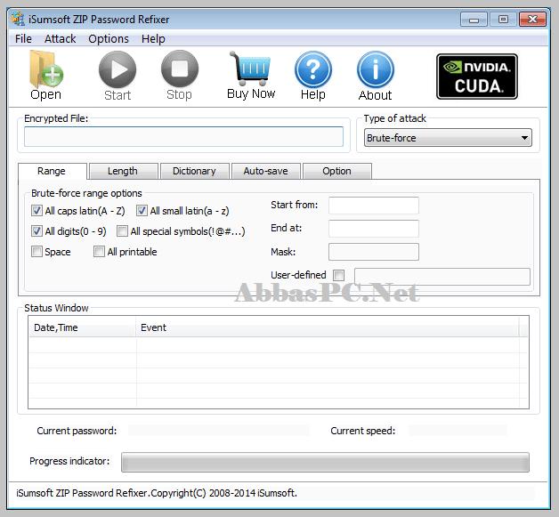 iSumsoft ZIP Password Refixer Free Download