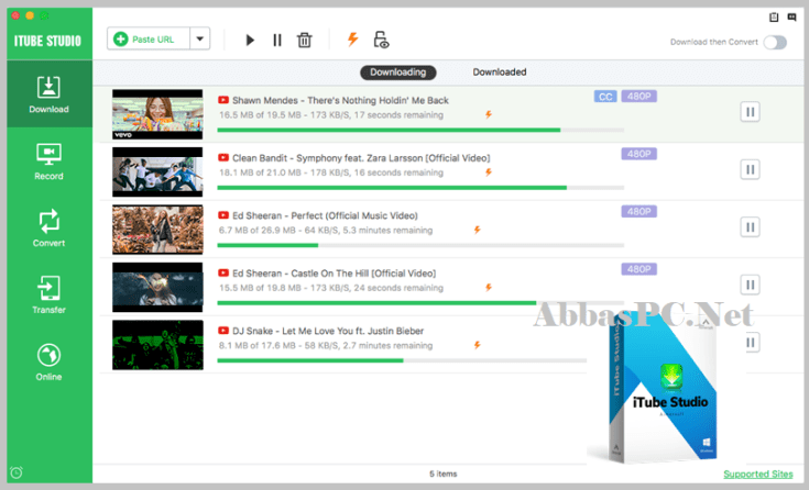 Aimersoft iTube Studio Registration Code Download