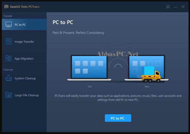 EaseUS Todo PCTrans Pro License Key Free Download