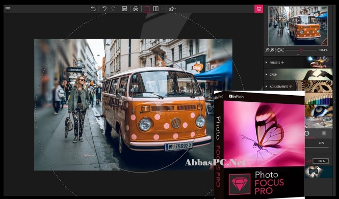 InPixio Photo Focus Pro Free Download for Windows