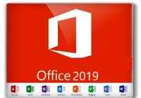 Microsoft Office 2019 Professional Plus Product Key logo