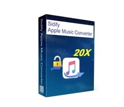 Sidify Apple Music Converter Crack logo