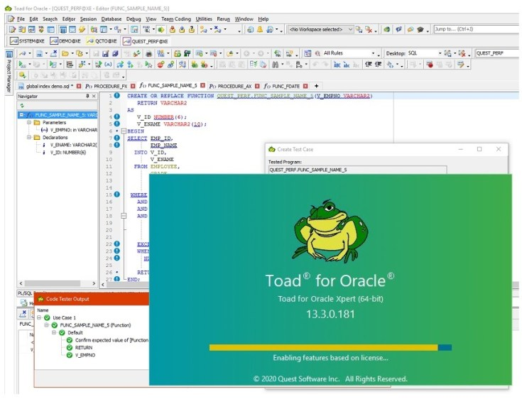 Toad for Oracle Xpert Edition License Key Free Download