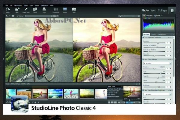 StudioLine Photo Classic Full Version Cracked