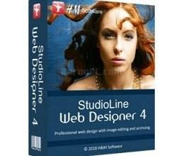 StudioLine Web Designer 4 Serial Key Free Download