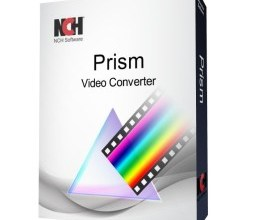 NCH Prism Video Converter 6 Crack Free Download