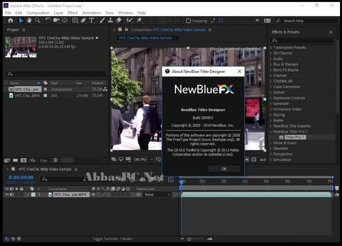 NewBlueFX Titler Pro Full Version Cracked