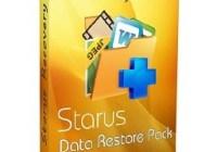 Starus Data Restore Pack 3 Crack Free Download