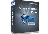 ThunderSoft Screen Recorder Pro 11 Crack Free Download