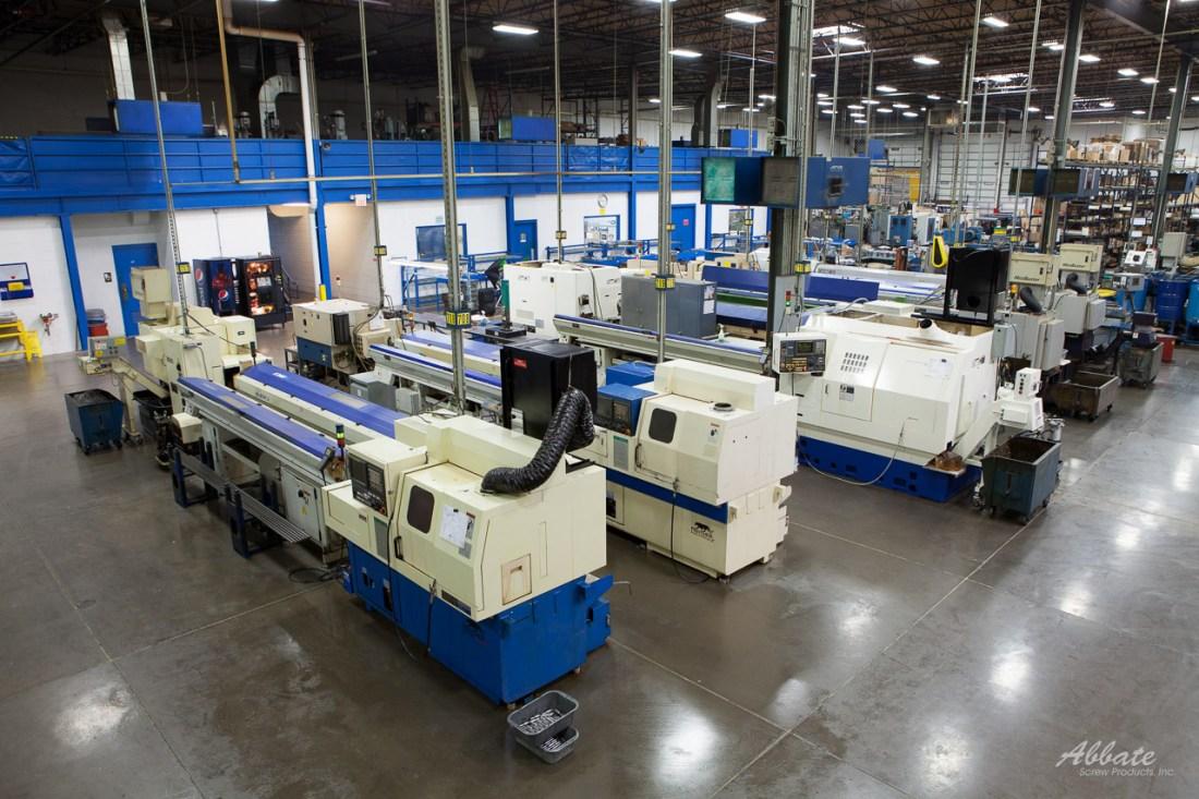 Abbate Miyano CNC Machines