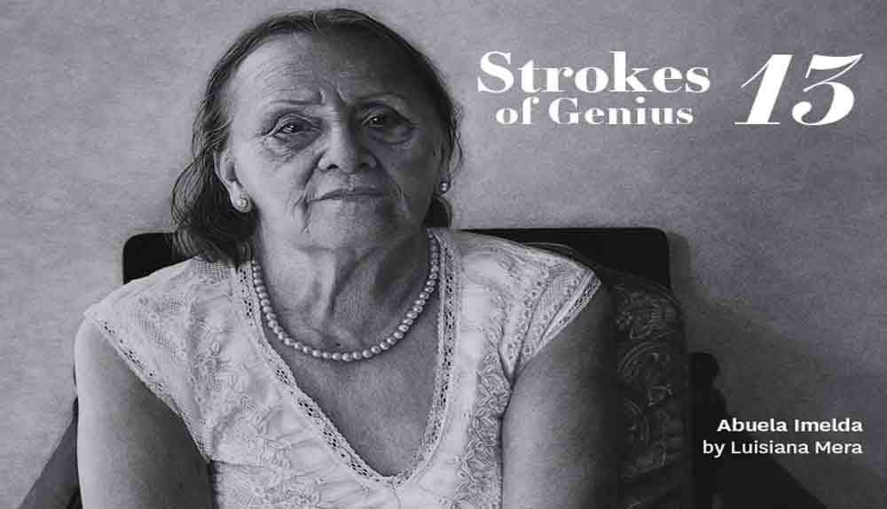 Strokes of Genius 13   The Best of Drawing   Competition