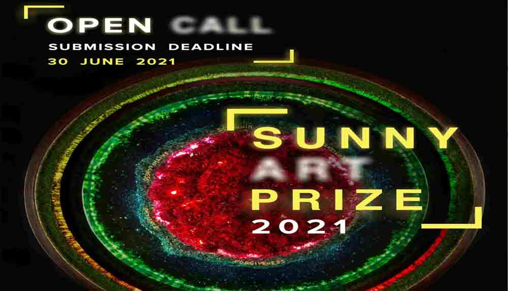 The Sunny Art Prize | 2021 | International Art Competition | June
