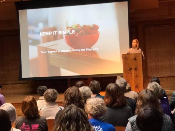 Speech on Healthy Living