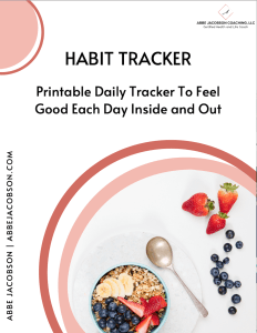 Trying to establish new habits? This habit tracker can help!