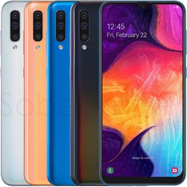 Samsung Galaxy A50 SM-A505G/DS 64GB Dual Sim (FACTORY ...