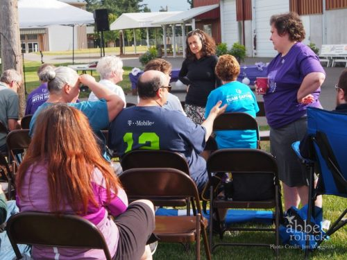 Abbes Notes: People Bonded Together by Abbe Rolnick
