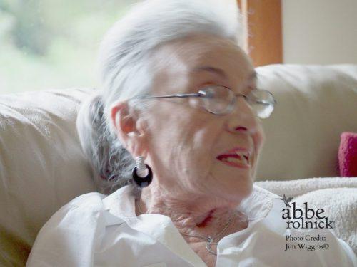 Mom Celebrates Life by Abbe Rolnick