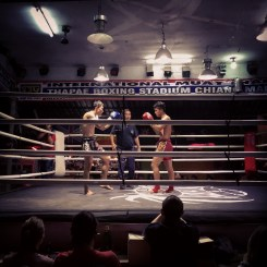 Thapae Boxing Stadium, Chiang Mai