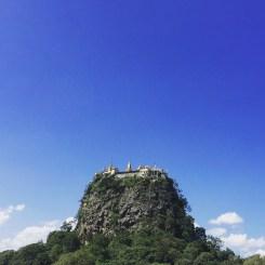 Mount Popa, Bagan