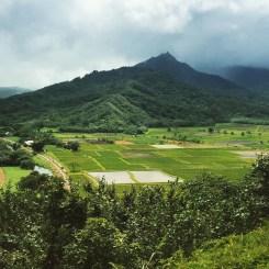 Hanalei Valley Overlook, Kauai