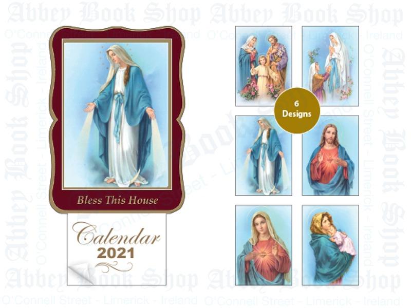 Calendar 2021 (Our Lady)