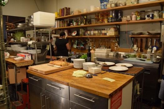 Brasserie Four Kitchen