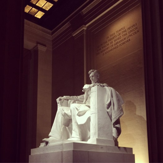 Lincoln Memorial DC 2