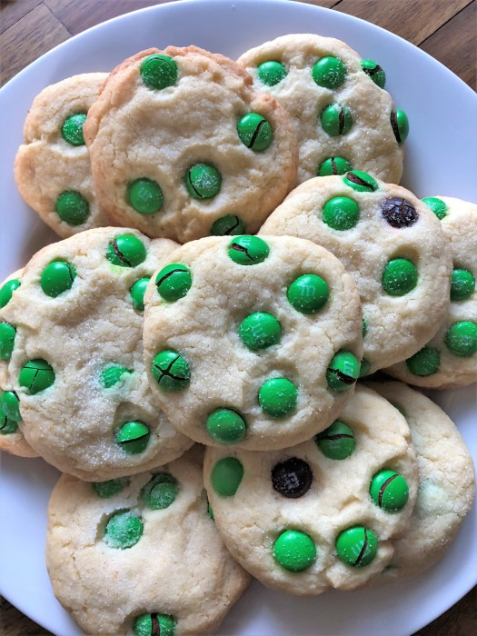 MM cookie recipe 2