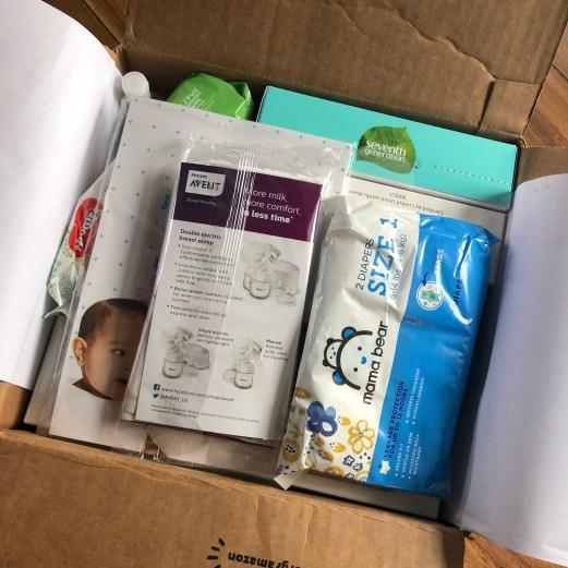 Amazon baby registry unboxing 2