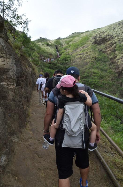 Diamound Head Hike Oahu 10