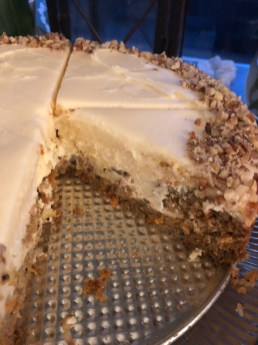Carrot Cake Cheesecake 6