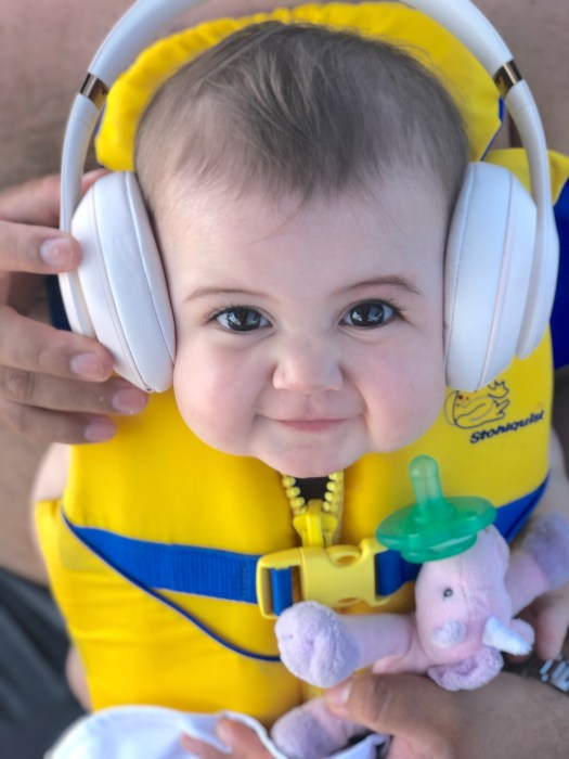 baby noise cancelling headphones blue angels 2