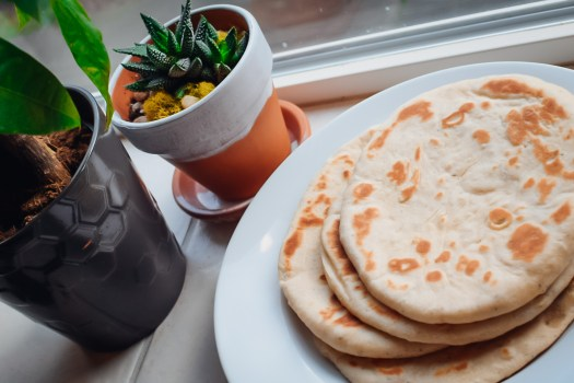 Easy homemade flatbread recipe